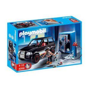 Boneco de Ação City Action Playmobil 4059 Ladrão