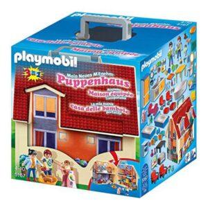 Casa de Bonecas Family Fun Playmobil 5167