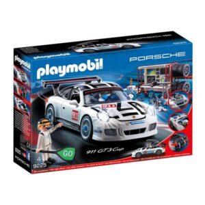 Carro com Luz e Som Porsche 911 Gt3 Cup Playmobil 9225