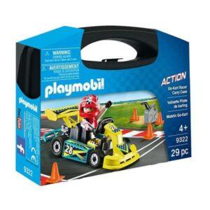 Playset City Action Go Kart Playmobil 9322 (29 pcs)