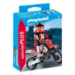 Playset Special Plus Motocross Playmobil 9357 (5 pcs)