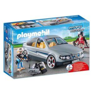 Playset City Action Playmobil 9361