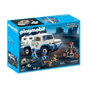 Playset City Action Playmobil 9371 (28 pcs)