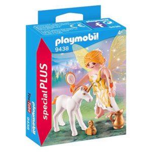 Bonecos Special Plus - Fairy With Unicorn Playmobil 9438