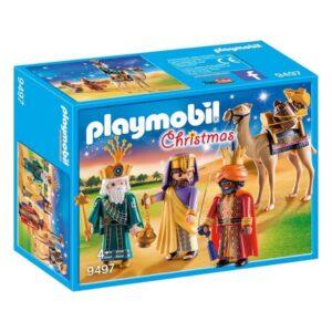 Playset Christmas Playmobil 9497 Reis magos (13 Pcs)