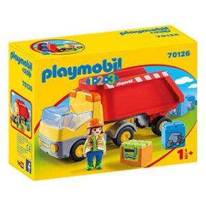 Playset 1.2.3 Construction Playmobil 70126 (6 pcs)