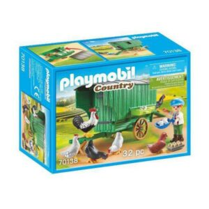 Playset Country Playmobil 70138 (32 pcs)