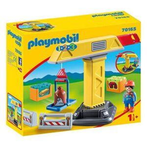 Playset 1.2.3 Construction Playmobil 70165 (9 pcs)