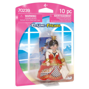 Boneca Friends - Queen Of Hearts Playmobil 70239 (10 pcs)