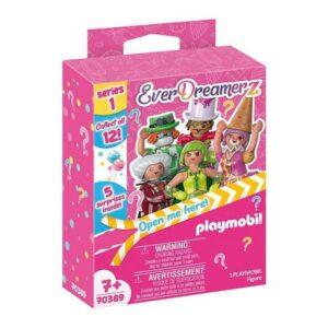 Boneco de Ação Everdreamerz Playmobil 70389 Caixa surpresa