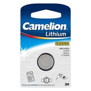 Pilhas de Botão de Lítio Camelion PLI275 CR2032