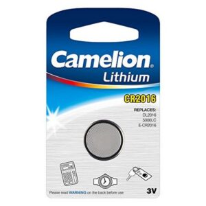 Pilhas de Botão de Lítio Camelion PLI273 CR2016