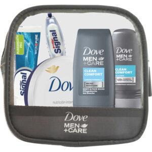 Conjunto de Cuidado Pessoal para Homem Viaje Dove (6 pcs)
