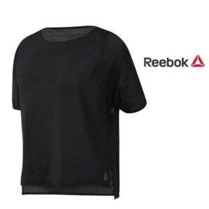 Reebok® T-Shirt Speedwick Preto