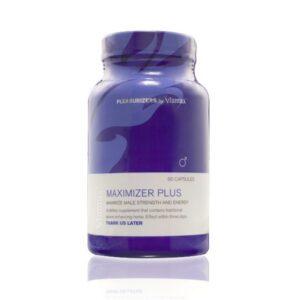 Maximizer Plus 60 Cápsulas Viamax 3001