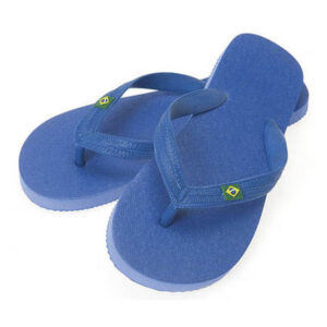 Chinelos Brasileira 149343 Azul 36-38
