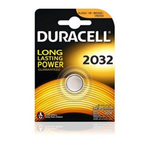 Lithium Button Cell Battery DURACELL DRB2032 CR2032 3V