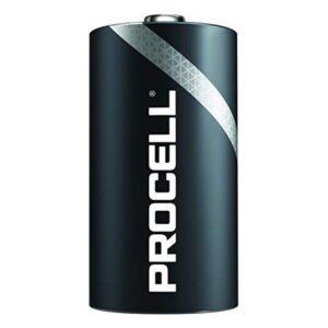Pilha Alcalina DURACELL DURPROLR20C10 LR20 1.5 V (10 uds)