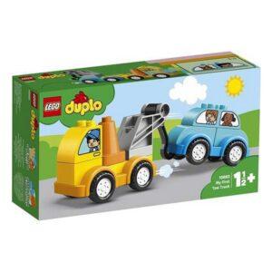 Lego Camião com Grua Duplo