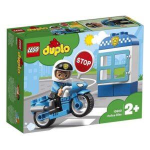 Lego Mota de Polícia Duplo