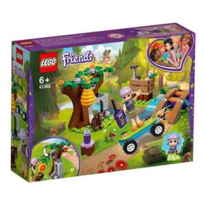 Lego Playset Friends Mia's Forest Adventure