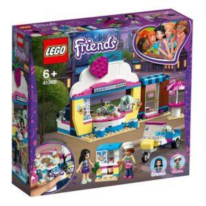 Lego Playset Friends Olivia's Cupcake Cafe