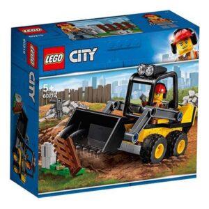Lego Playset City Construction Loader