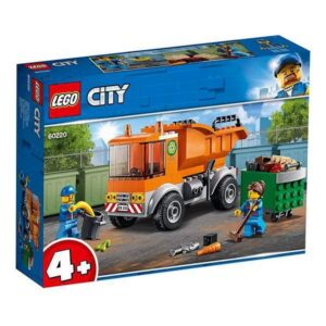 Lego Playset City Garbage Truck