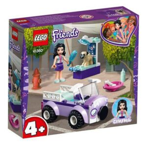 Lego Playset Friends Emma's Mobile Vet Clinic