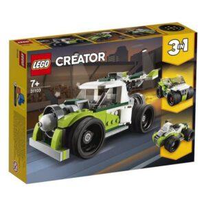 Lego  Creator Rocket Car