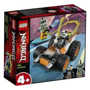 Lego Playset Ninjago Cole's Speedercar