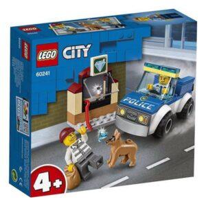 Lego Playset City Police Dog Unit
