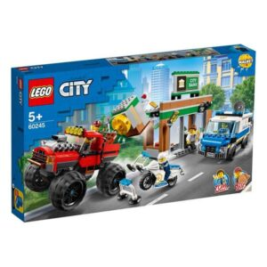 Lego Playset City Police Monster Truck
