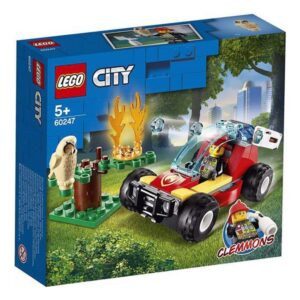 Lego Playset City Forest Fire