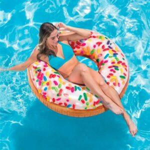 Flutuador Intex Donuts (114 Cm)