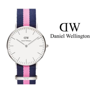 Daniel Wellington® Relógio Classic Winchester Silver 36 mm - DW00100049