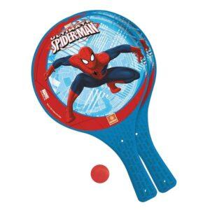 Pás de Praia com Bola Spiderman