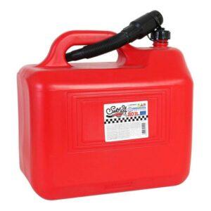 Tanque para Combustível com Funil Self 20 L Vermelho