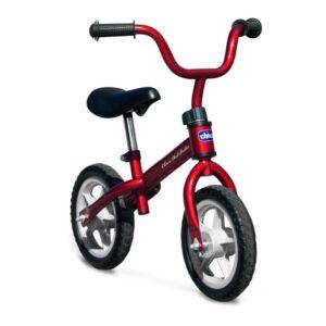 Bicicleta infantil Chicco Vermelho + 3 anos