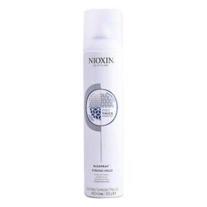 Laca de Fixação Forte 3d Styling Nioxin (400 ml)