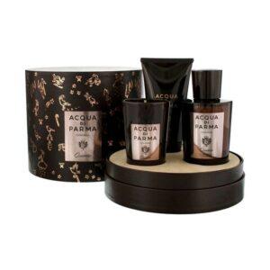 Conjunto de Perfume Unissexo Colonia Quercia Acqua Di Parma (3 pcs)