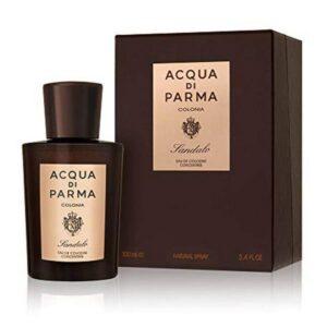 Perfume Homem Sandalo Acqua Di Parma EDC 180 ml