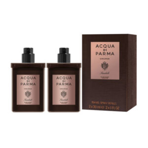 Perfume Homem Sandalo Acqua Di Parma EDC (2 uds)