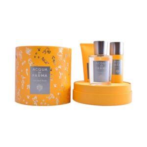 Conjunto de Perfume Homem Colonia Pura Acqua Di Parma (3 pcs)