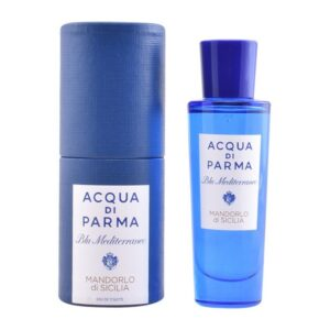 Perfume Unissexo Blu Mediterraneo Mandorlo Di Sicilia Acqua Di Parma EDT (30 ml)