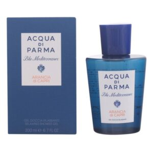 Gel de Duche Reparador Blu Mediterraneo Arancia Di Capri Acqua Di Parma (200 ml)