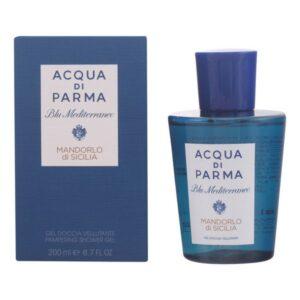 Gel de Duche Reparador Blu Mediterraneo Hombredorlo Di Sicilia Acqua Di Parma (200 ml)