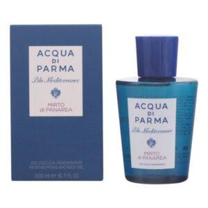 Gel de Duche Reparador Blu Mediterraneo Mirto Di Panarea Acqua Di Parma (200 ml)