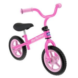 Bicicleta infantil Chicco Cor de rosa + 3 anos