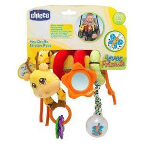 Espiral de Atividades Chicco Girafa